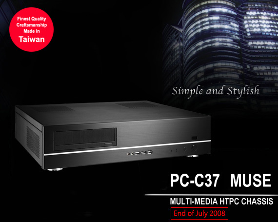 Lian Li PC-C37 Muse